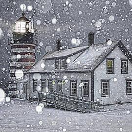 Marty Saccone - Let It Snow Let It Snow Let It Snow