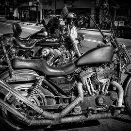 Let's Ride by Marvin Spates