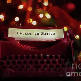 Darren Fisher - Letter To Santa