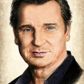 Andrew Read - Liam Neeson colour ver 2