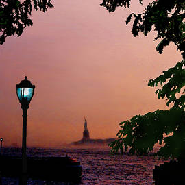 Steve Karol - Liberty Fading seascape