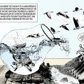 Solomon Barroa - Life Comic Illustration 1