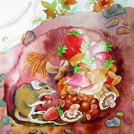 Leon Zernitsky - life of a happy mouse