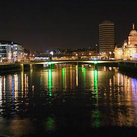 Thomas Glover - Liffey Reflections, Dublin