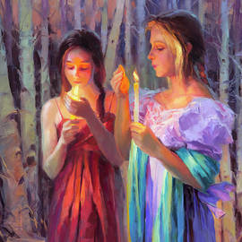 Steve Henderson - Light in the Forest