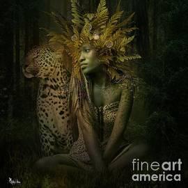 Ali Oppy - Light of the night forest