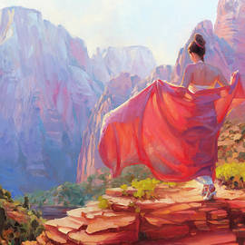 Light of Zion by Steve Henderson