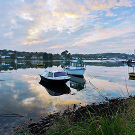Terri Waters - Light on the Boats