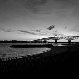 Light Over Bridge by Lara Morrison