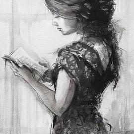 Light Reading  by Steve Henderson