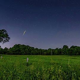 Light Show - Fireflies vs The Stars 2 by Steve Harrington