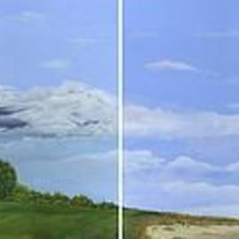 Lighthouse Panels by Rosellen Westerhoff