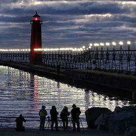 David T Wilkinson - Lighthouse Photo Op