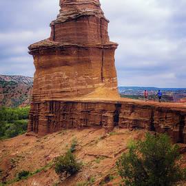 Lighthouse Rock by Joan Carroll