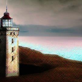 Colin Hunt - 10045 Lighthouse - Rubjerg Knude Fyr