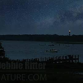 Lighthouse Stars by Captain Debbie Ritter