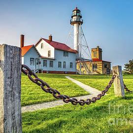 Norris Seward - Lighthouse Whitefish Point -1395