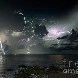 Karl Alexander - Lightning at the Bermuda Triangle