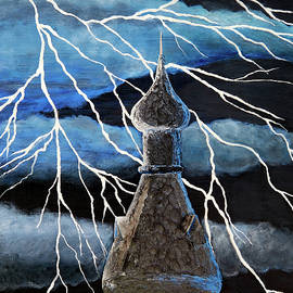 Lightning Capital by Patricia Beebe
