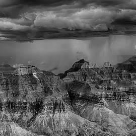Greg Kluempers - Lightning Double Strike Grand Canyon BnW 7R2_DSC1453_08122017