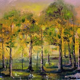 Dorothy Banker - Lights in the Forest