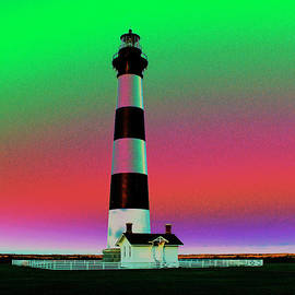 Douglas Settle - Lightshow at Light House