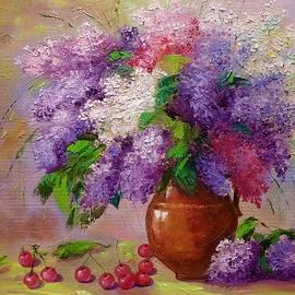 Marina Wirtz - Lilac And Cherries