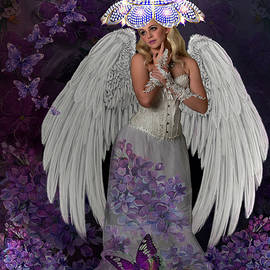G Berry - Lilac Angel