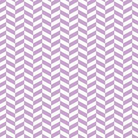 Ross - Lilac Purple Herringbone Design