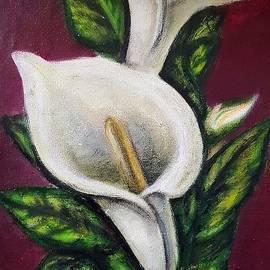 Jean Henri Artiste visuel - Lillies