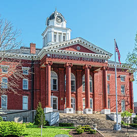 Sharon Popek - Lincoln County Courthouse Stanford