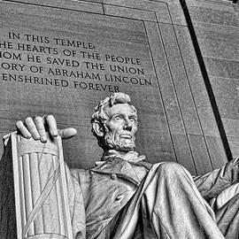 Allen Beatty - Lincoln Memorial # 6