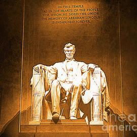 KaFra Art - Lincoln Memorial