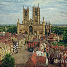 Lincoln Old Town and Cathedral