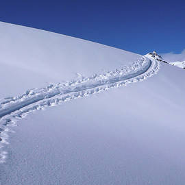 The Powder Trail by DiFigiano Photography
