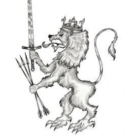 Nikolaos Chantzis - Lion Coat of Arms