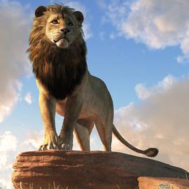 Lion - King of Beasts by Daniel Eskridge