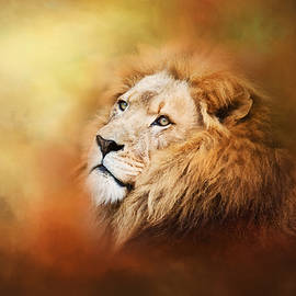Michelle Wrighton - Lion - Pride of Africa II - Tribute to Cecil
