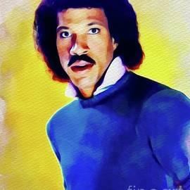 John Springfield - Lionel Richie, Music Legend