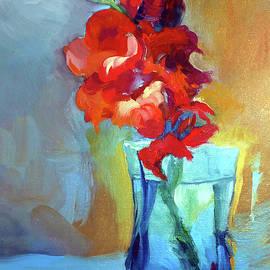 Liquid Gladiolas - Catherine Twomey