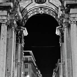 Lisbon - Portugal - Triumphal Arch - Rua Augusta by Carlos Alkmin