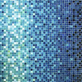 Little Blue Tiles - Carlos Caetano