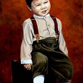 Little Boy by Pechez Sepehri
