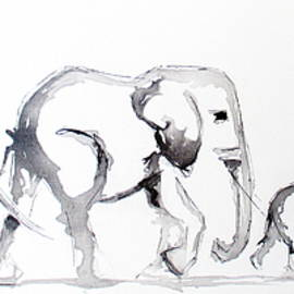 Tracey Armstrong - Little Elephant Family