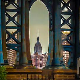Little Empire State Building by Franz Zarda
