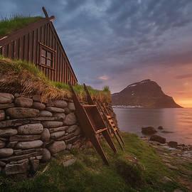 Iurie Belegurschi - Little Farm in the Westfjords