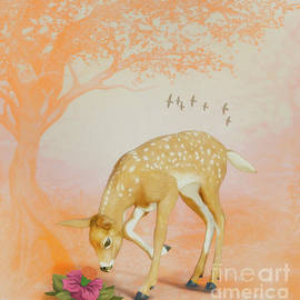 KaFra Art - Little Fawn