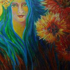 Carolyn LeGrand - Little Flower Girl