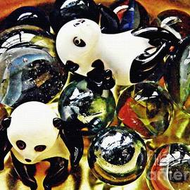 Sarah Loft - Little Glass Pandas 19