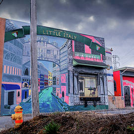 Little Italy by Susan Hendrich